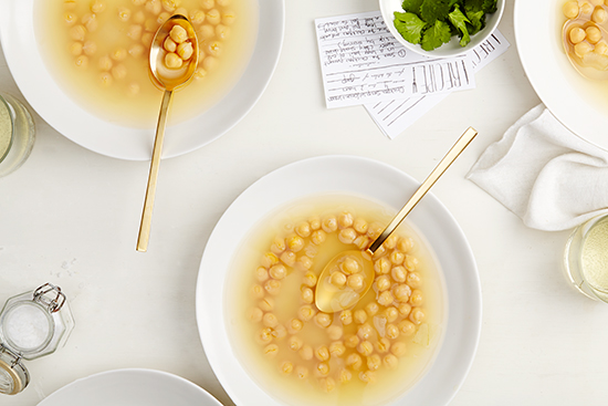chickpea-soup